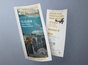 Eintrittskarten Maturaball der HLUW Yspertal